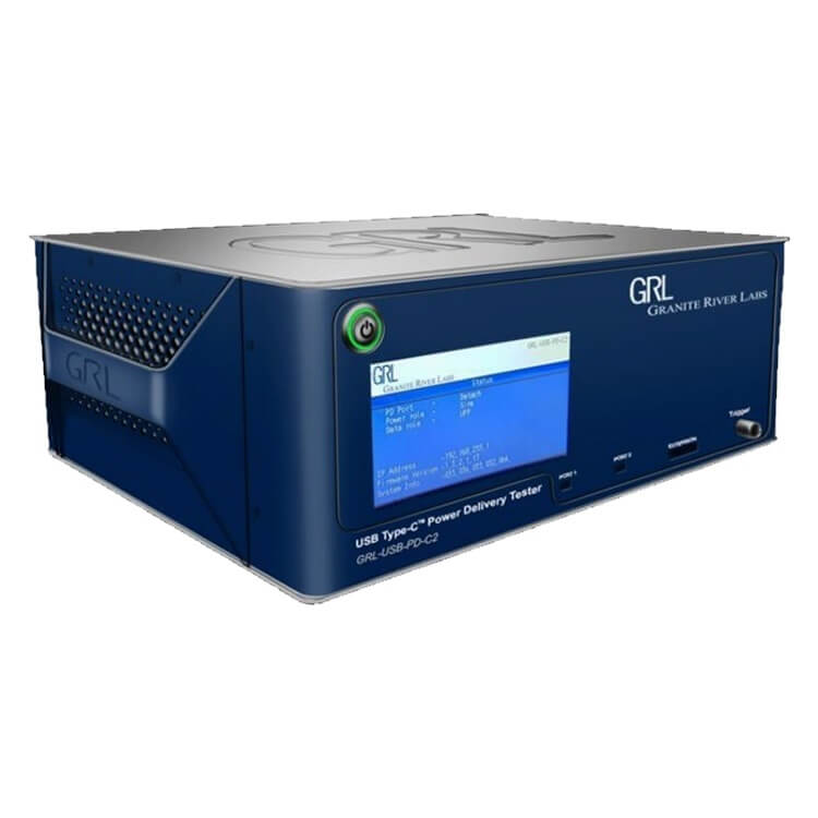 GRL-USB-PD-C2 USB Power Delivery and Type-C Tester and Analyzer Granite River Labs