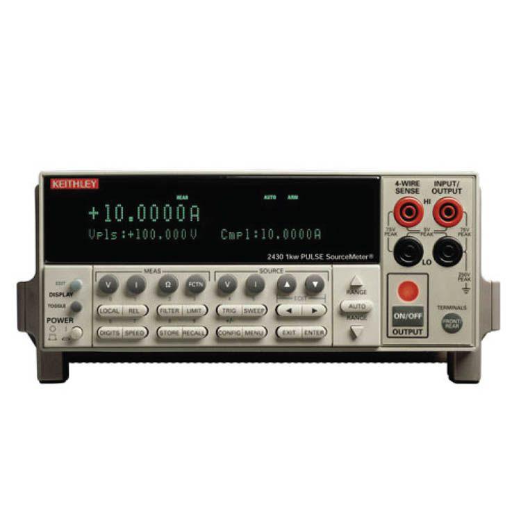 2430 1kwパルスソースメータ ケースレー 計測器 techeyesonline