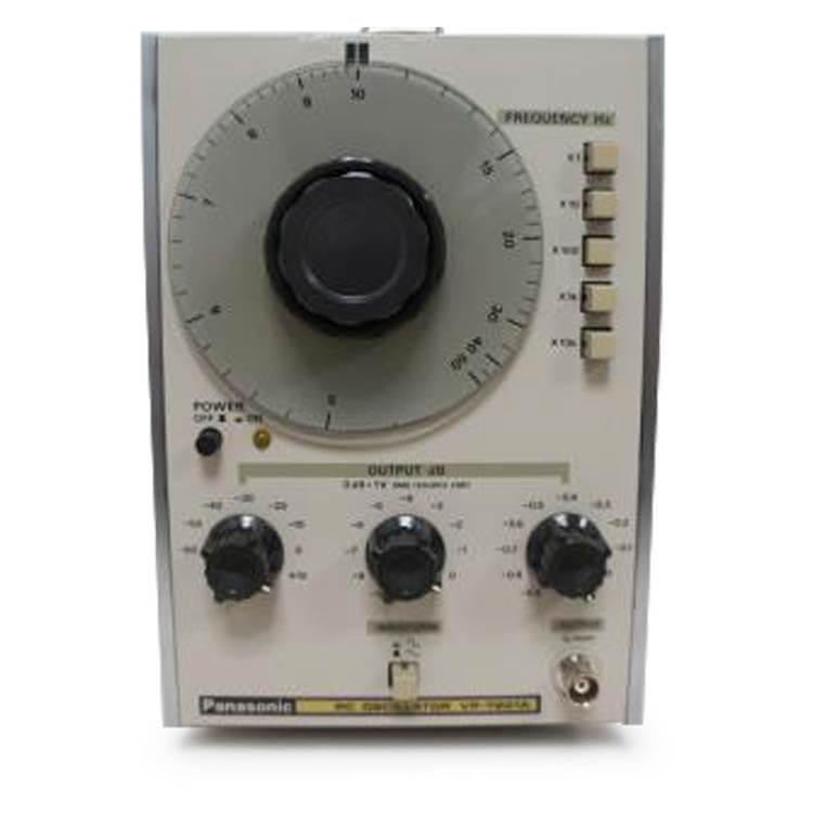Panasonic RC Oscillator VP-7201A.